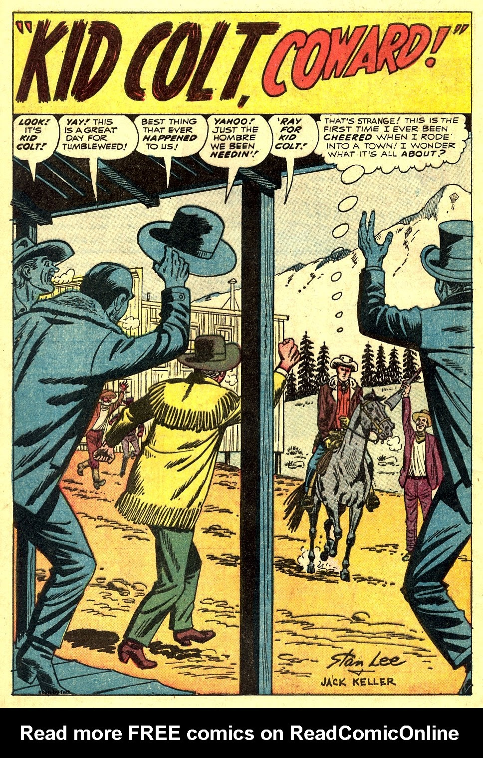 Kid Colt Outlaw issue 108 - Page 28