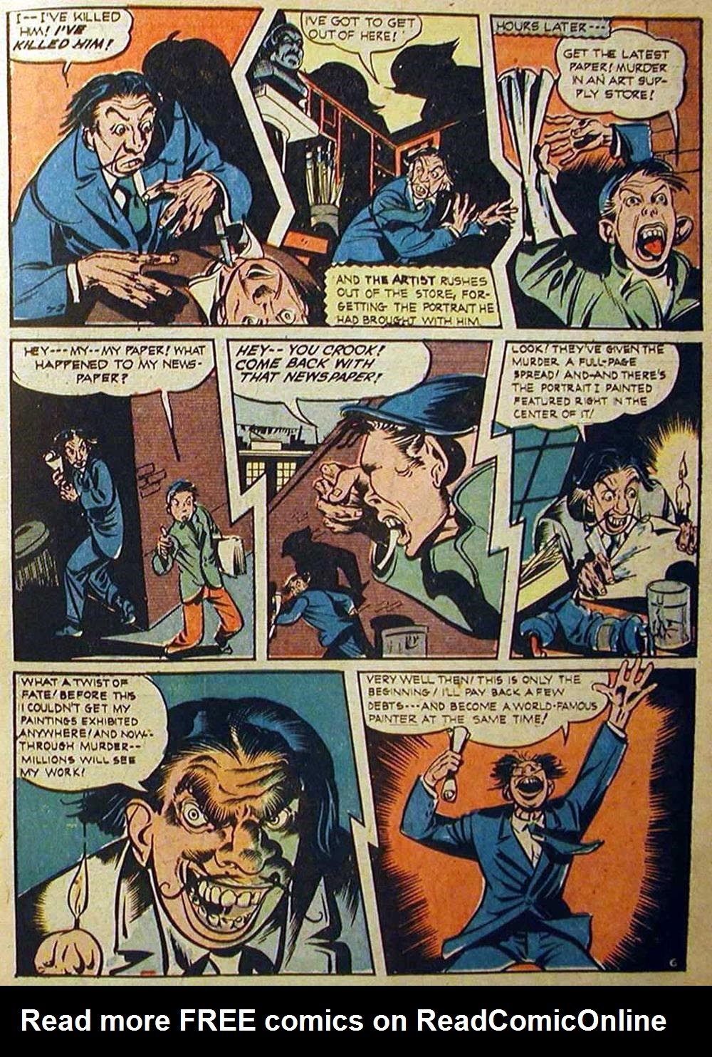 Hangman Comics issue 5 - Page 37
