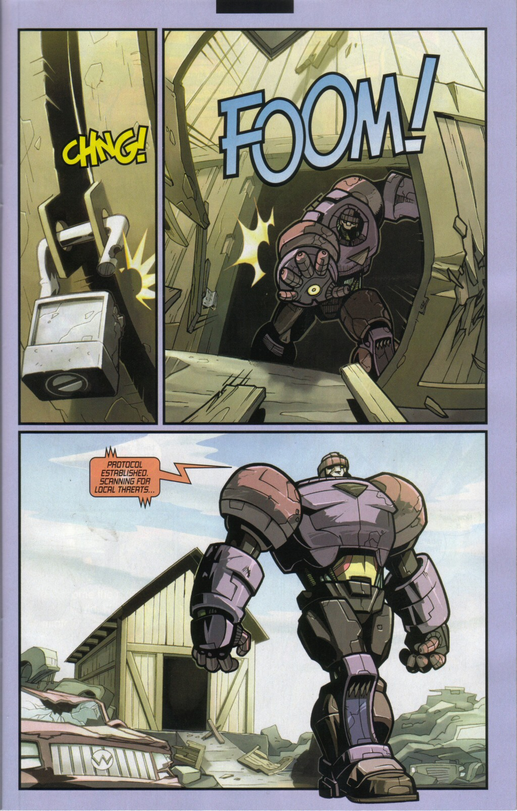 Read online Sentinel comic -  Issue #11 - 4