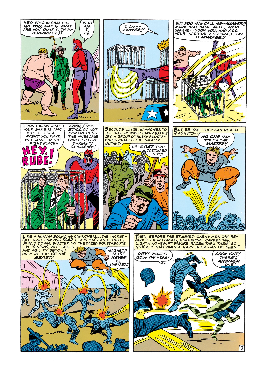 Uncanny X-Men (1963) 7 Page 9
