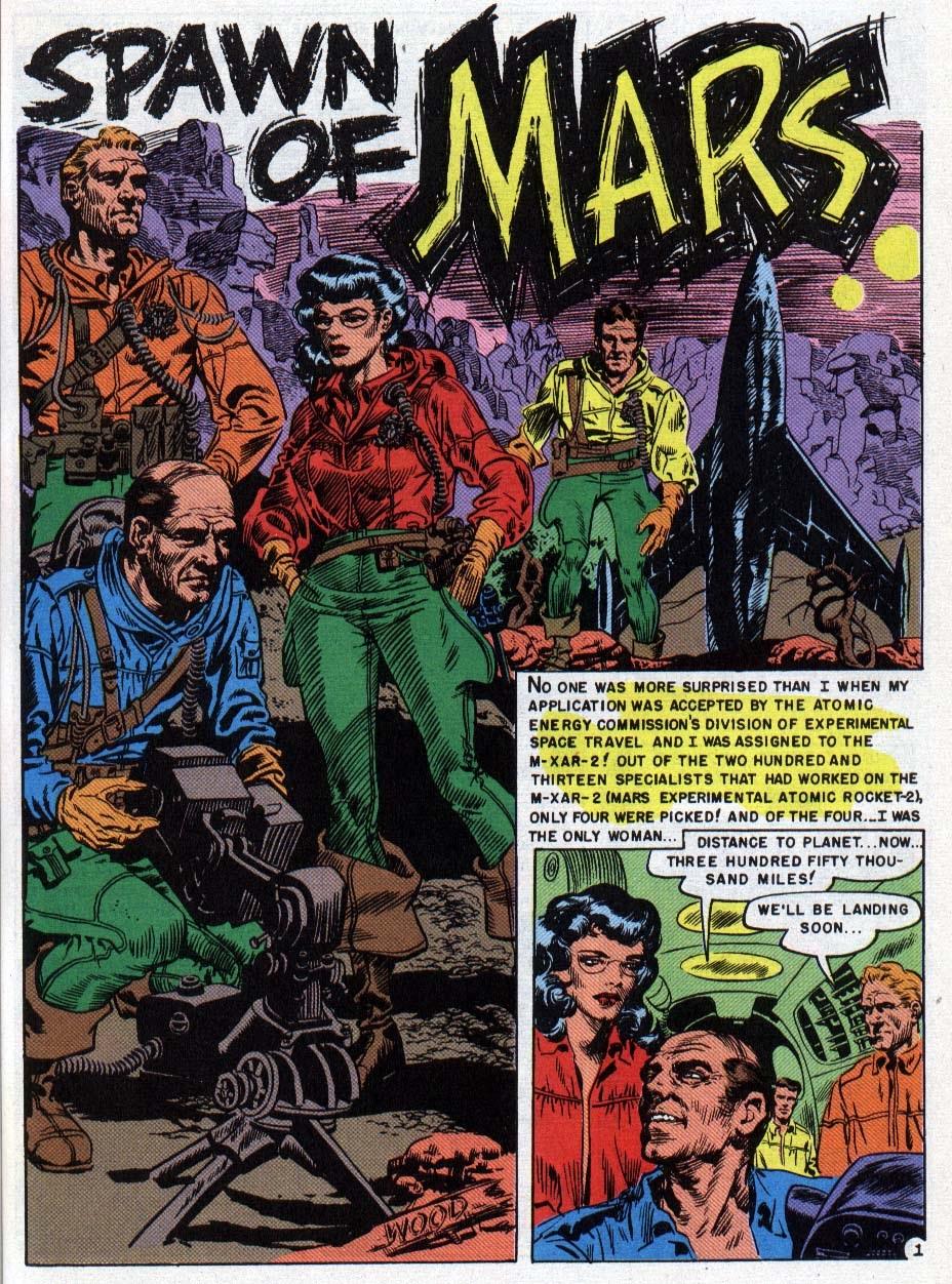 Weird Fantasy (1951) issue 9 - Page 1