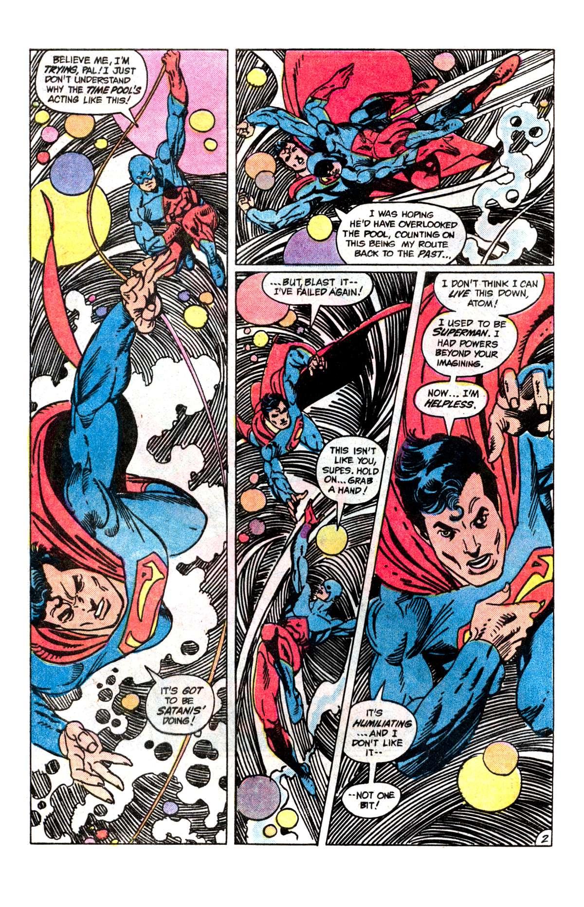 Action Comics (1938) 539 Page 2