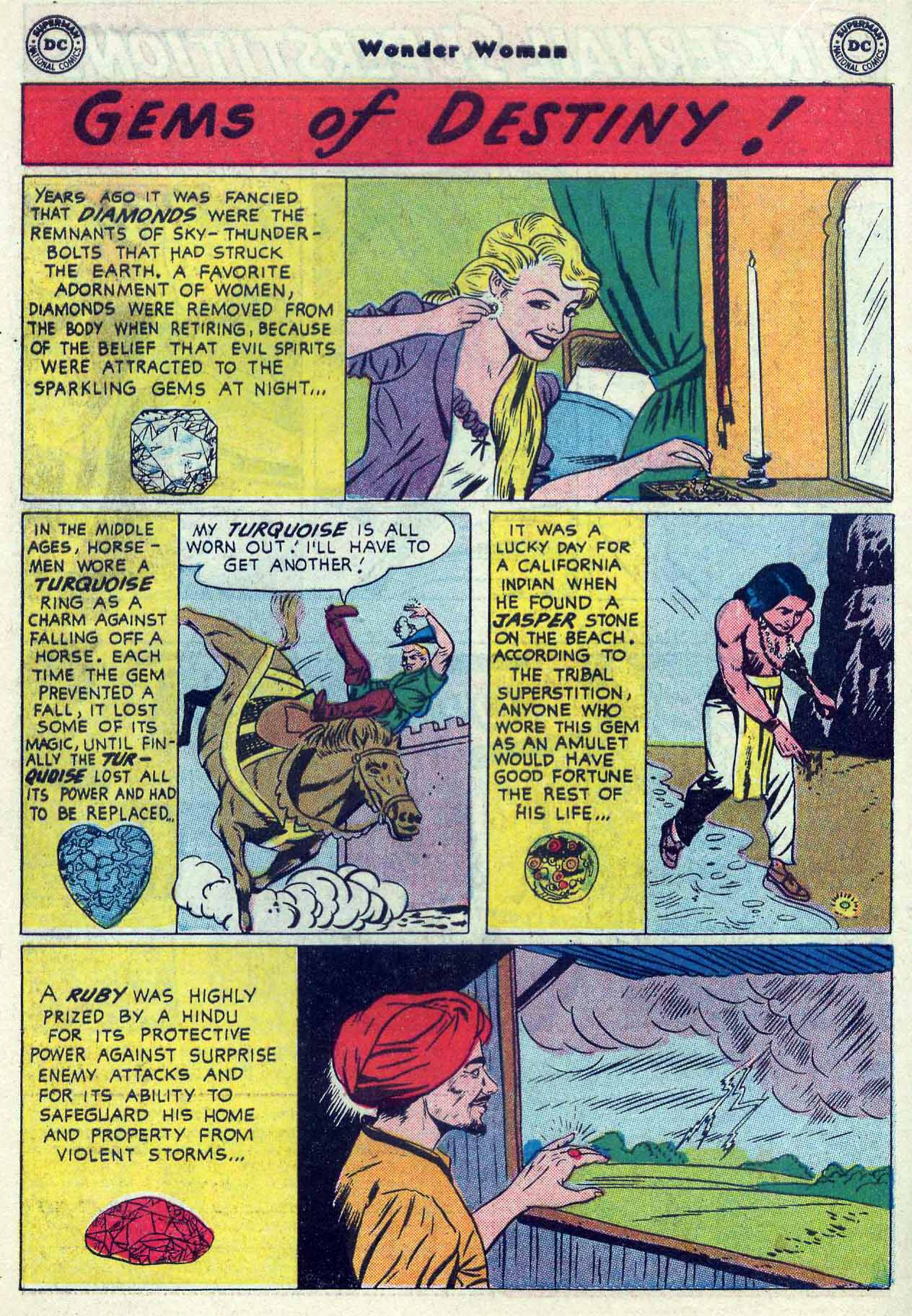Read online Wonder Woman (1942) comic -  Issue #129 - 18