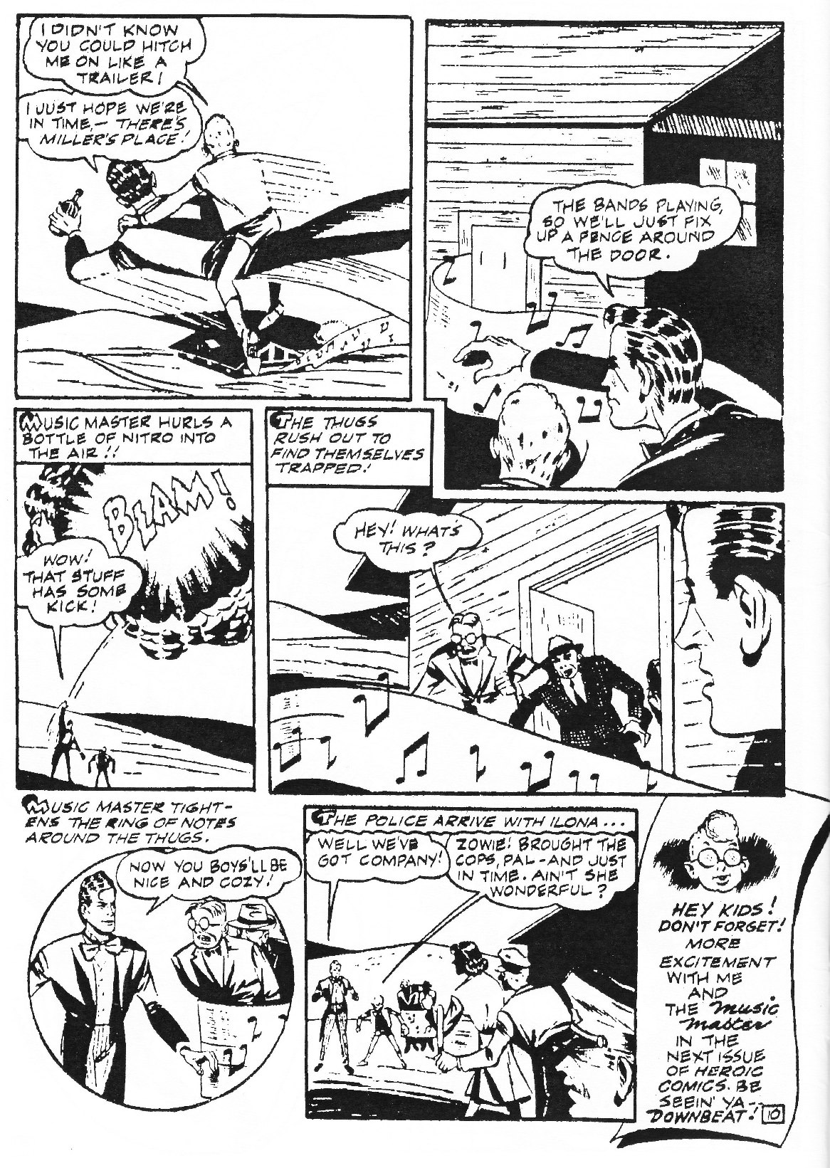 Read online Men of Mystery Comics comic -  Issue #77 - 60