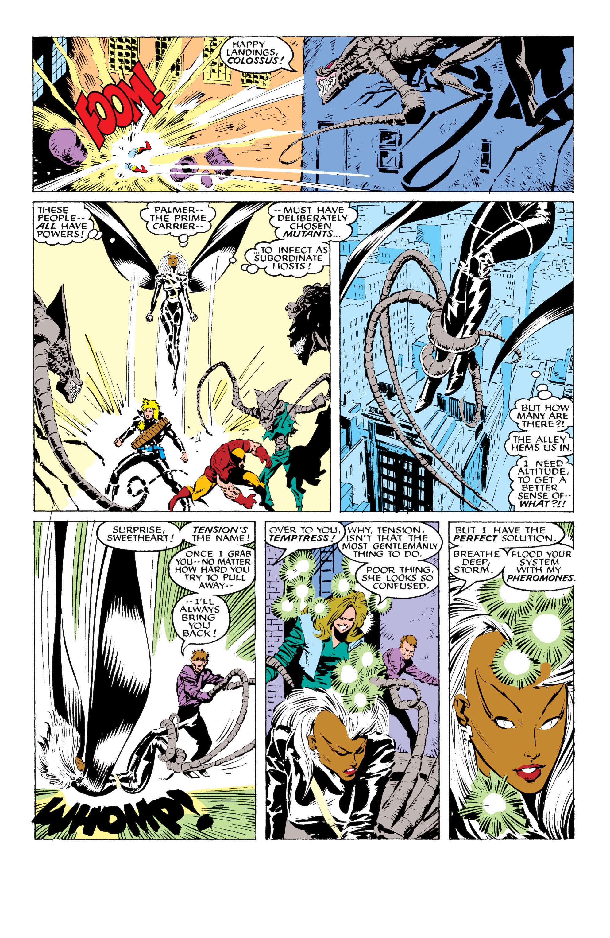 Read online Uncanny X-Men (1963) comic -  Issue #233 - 4
