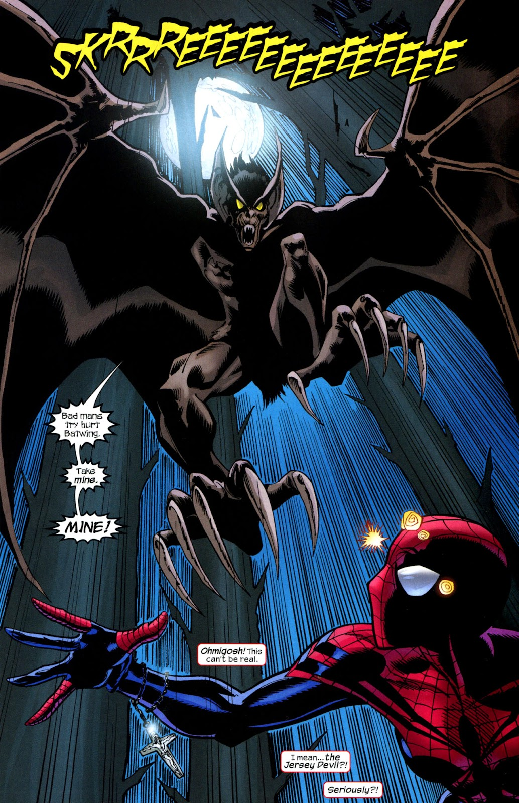 Web of Spider-Man (2009) Issue #1 #1 - English 30