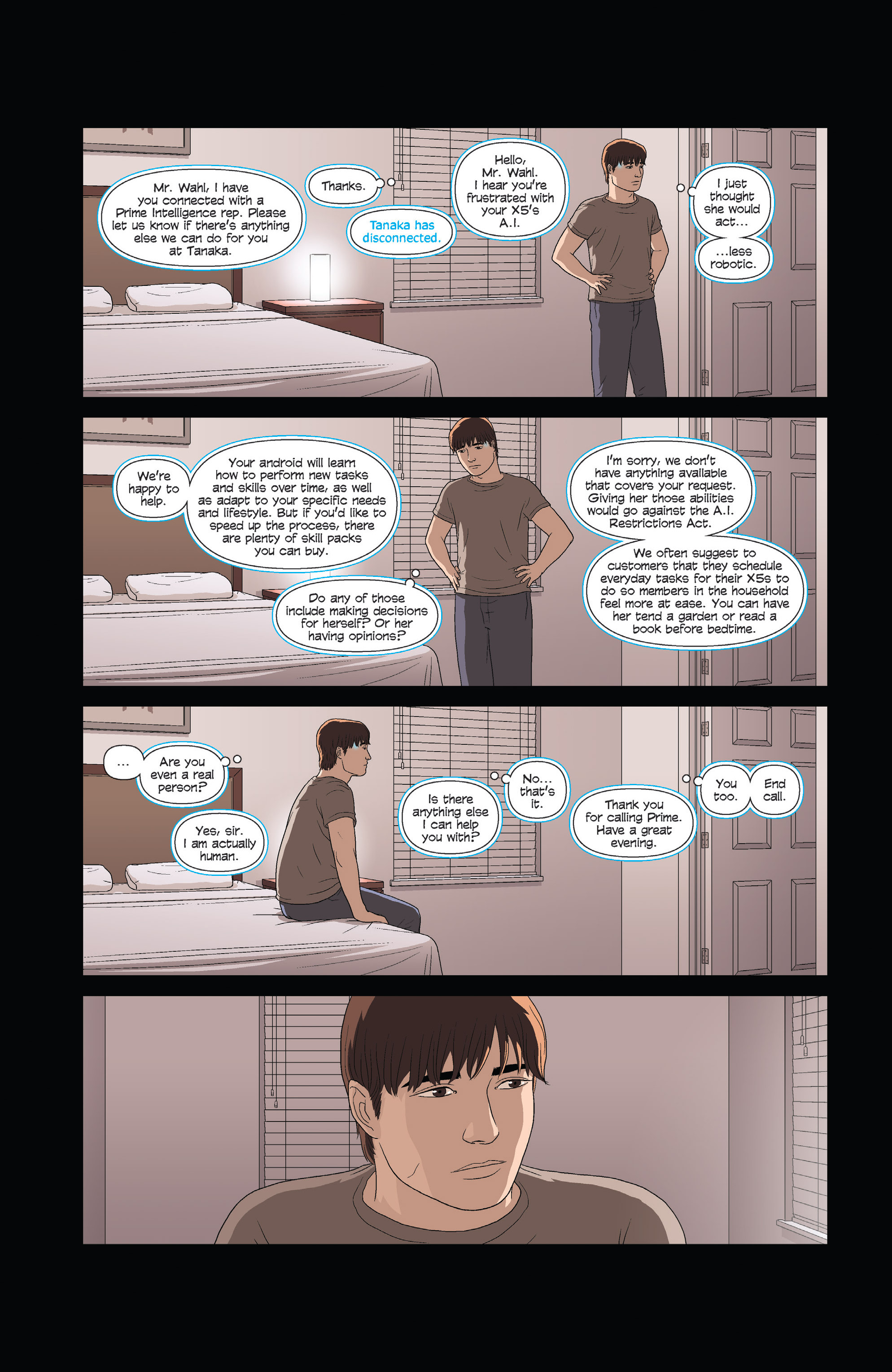 Read online Alex   Ada comic -  Issue #3 - 13