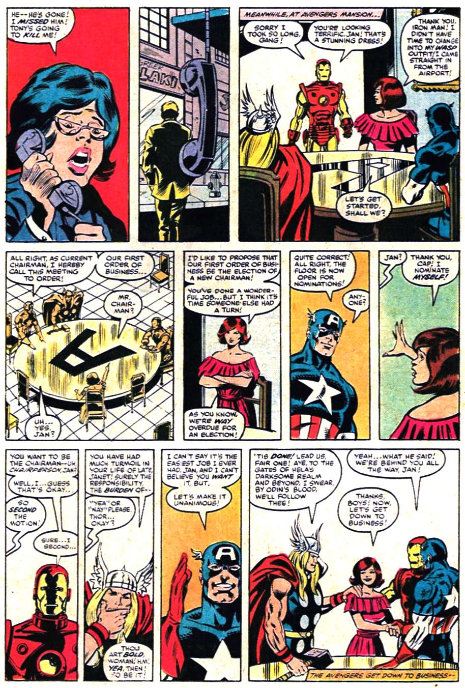 The Avengers (1963) 217 Page 7