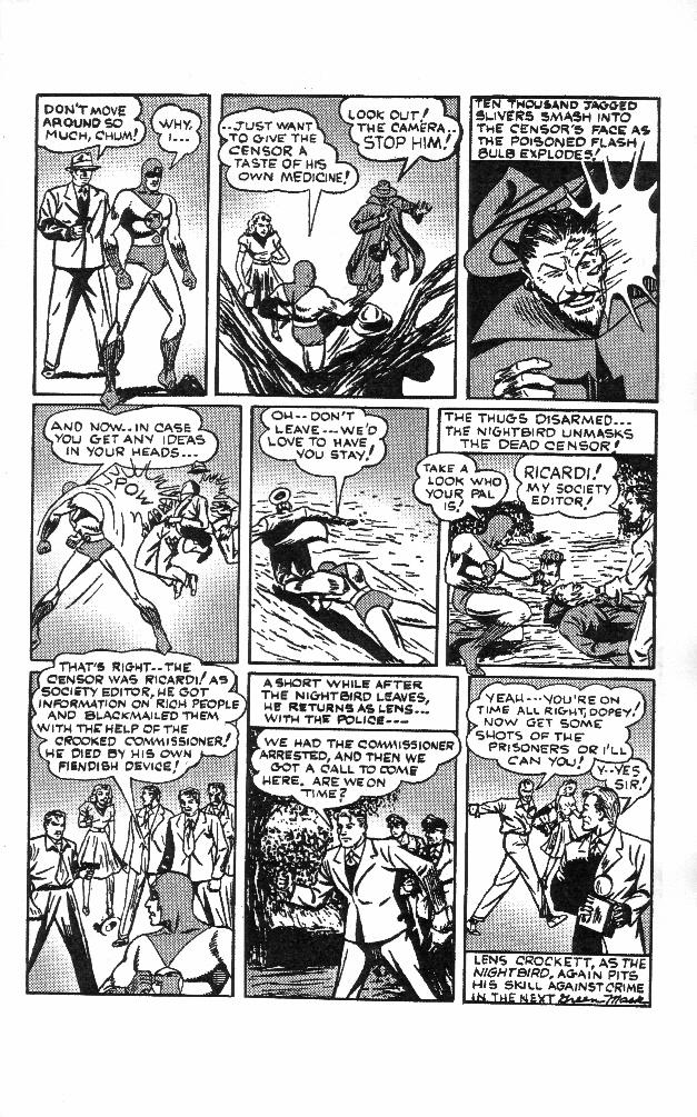 Read online Men of Mystery Comics comic -  Issue #45 - 23