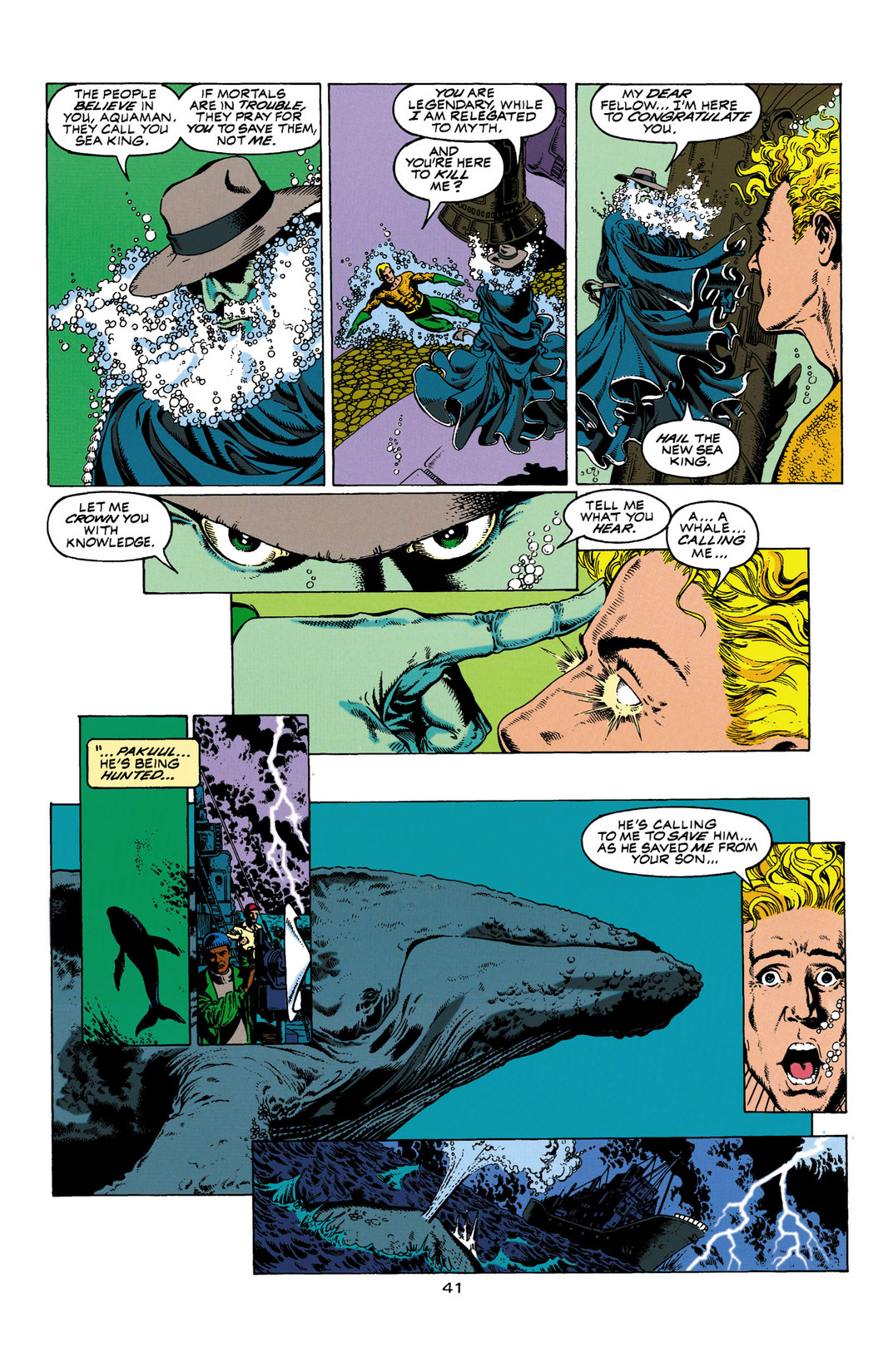 Read online Aquaman (1994) comic -  Issue #Aquaman (1994) _Annual 1 - 42
