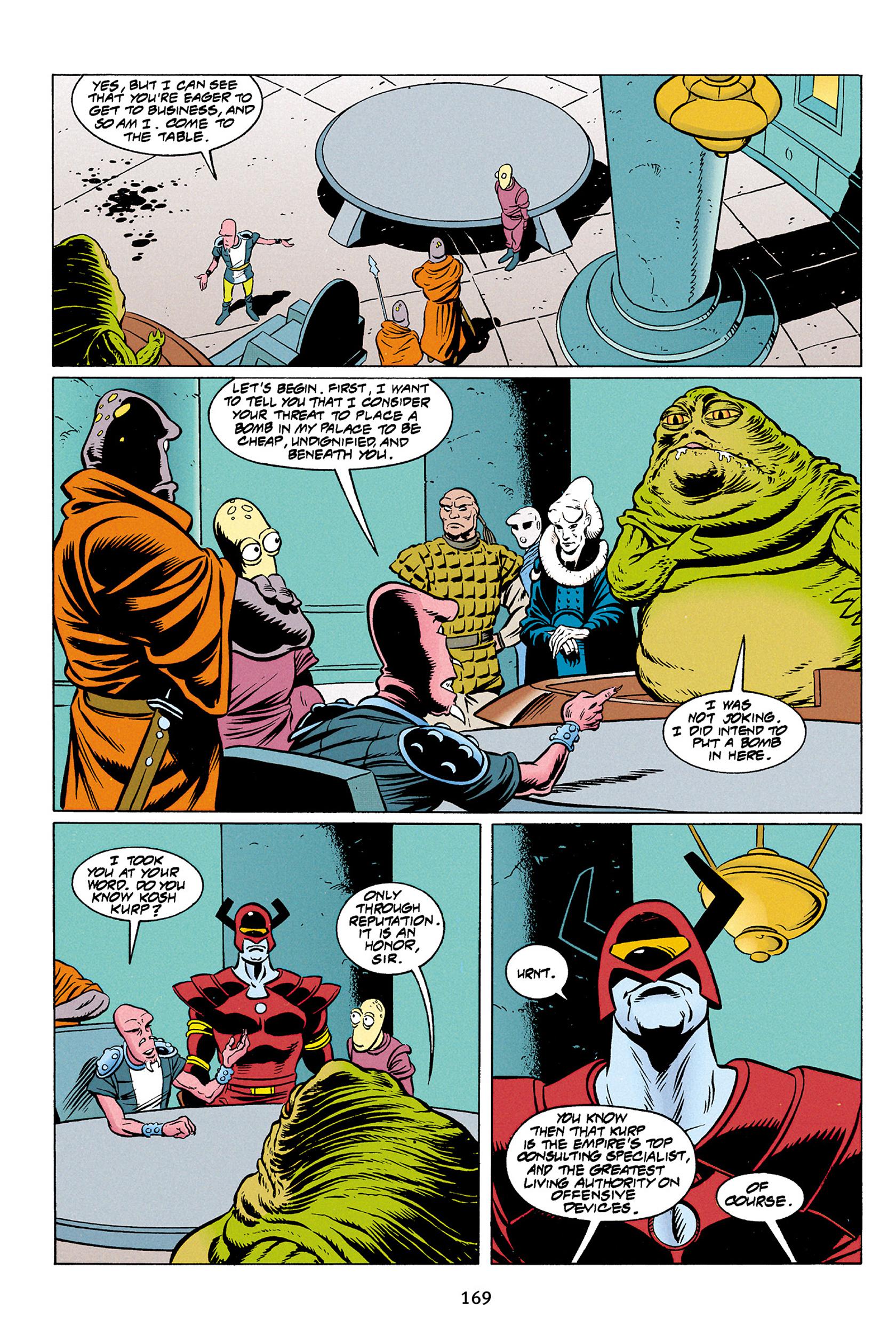Read online Star Wars Omnibus comic -  Issue # Vol. 30 - 166