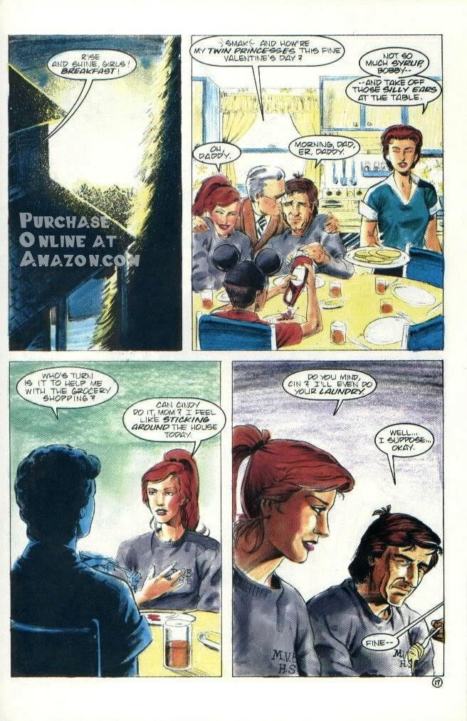 Read online Quantum Leap comic -  Issue #6 - 18