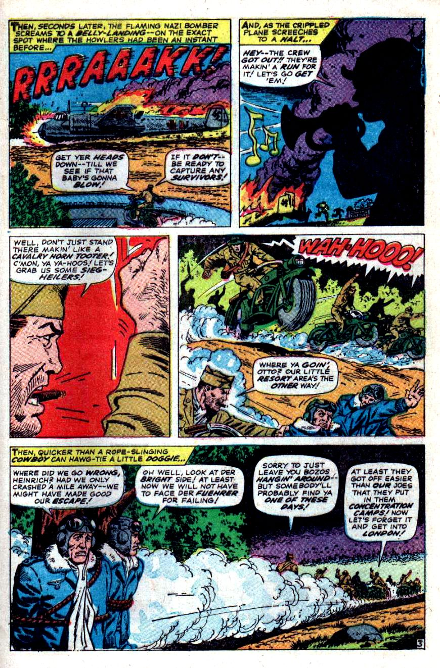Read online Sgt. Fury comic -  Issue #47 - 5