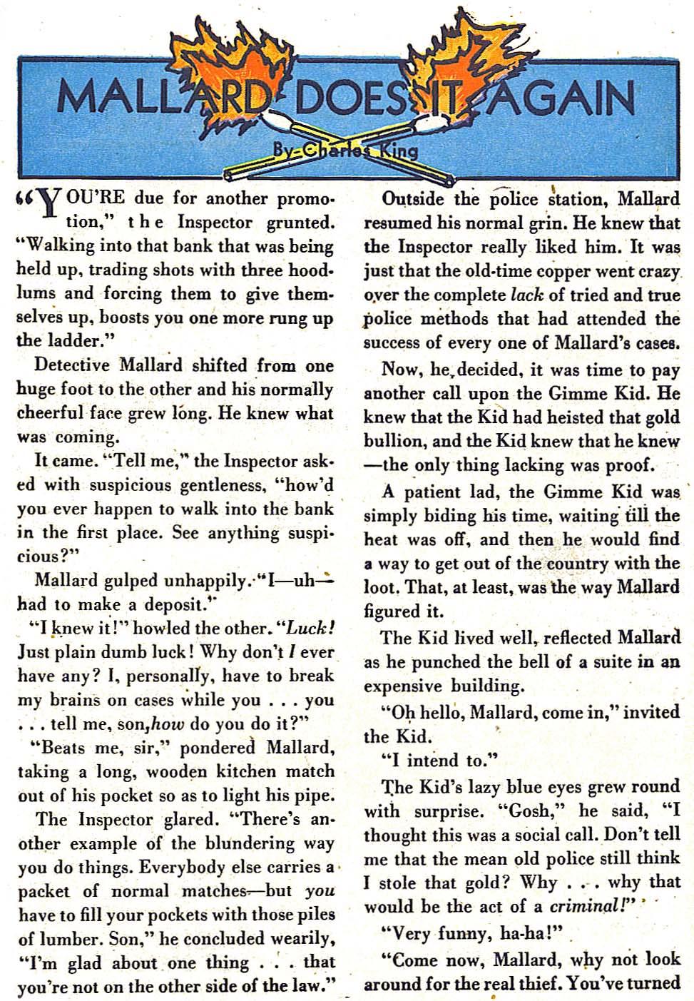 Read online Sensation (Mystery) Comics comic -  Issue #79 - 39