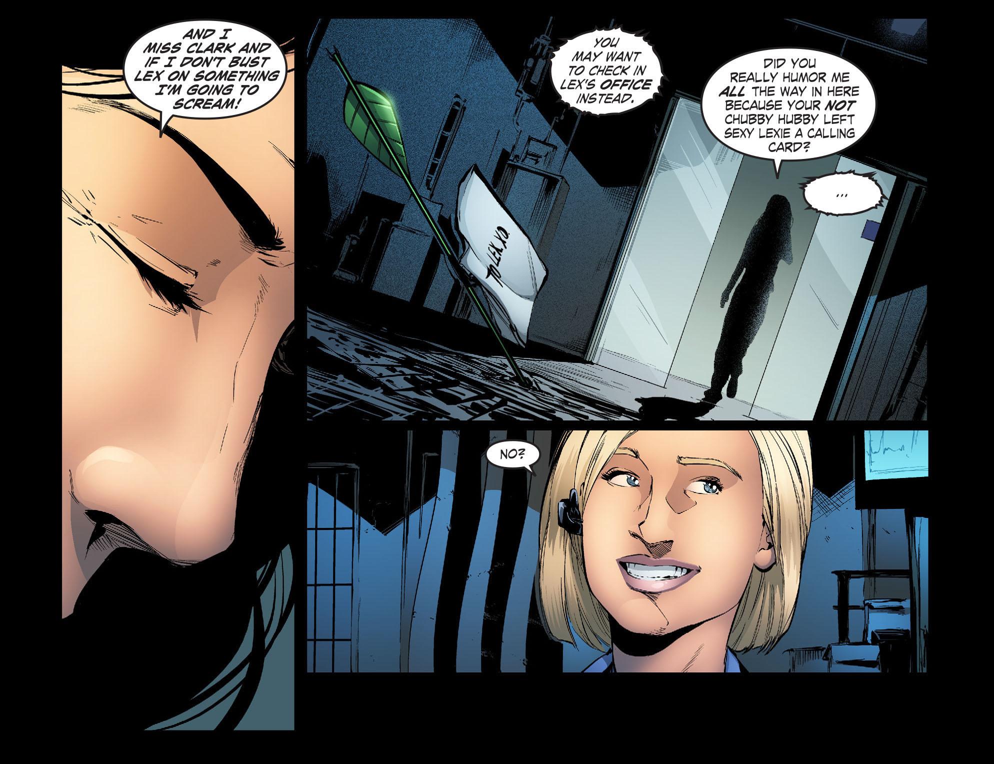 Read online Smallville: Season 11 comic -  Issue #30 - 16