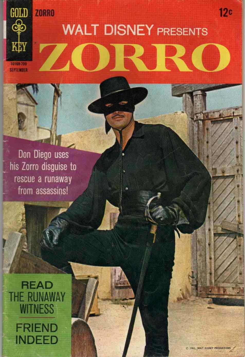 Zorro (1966) issue 7 - Page 1
