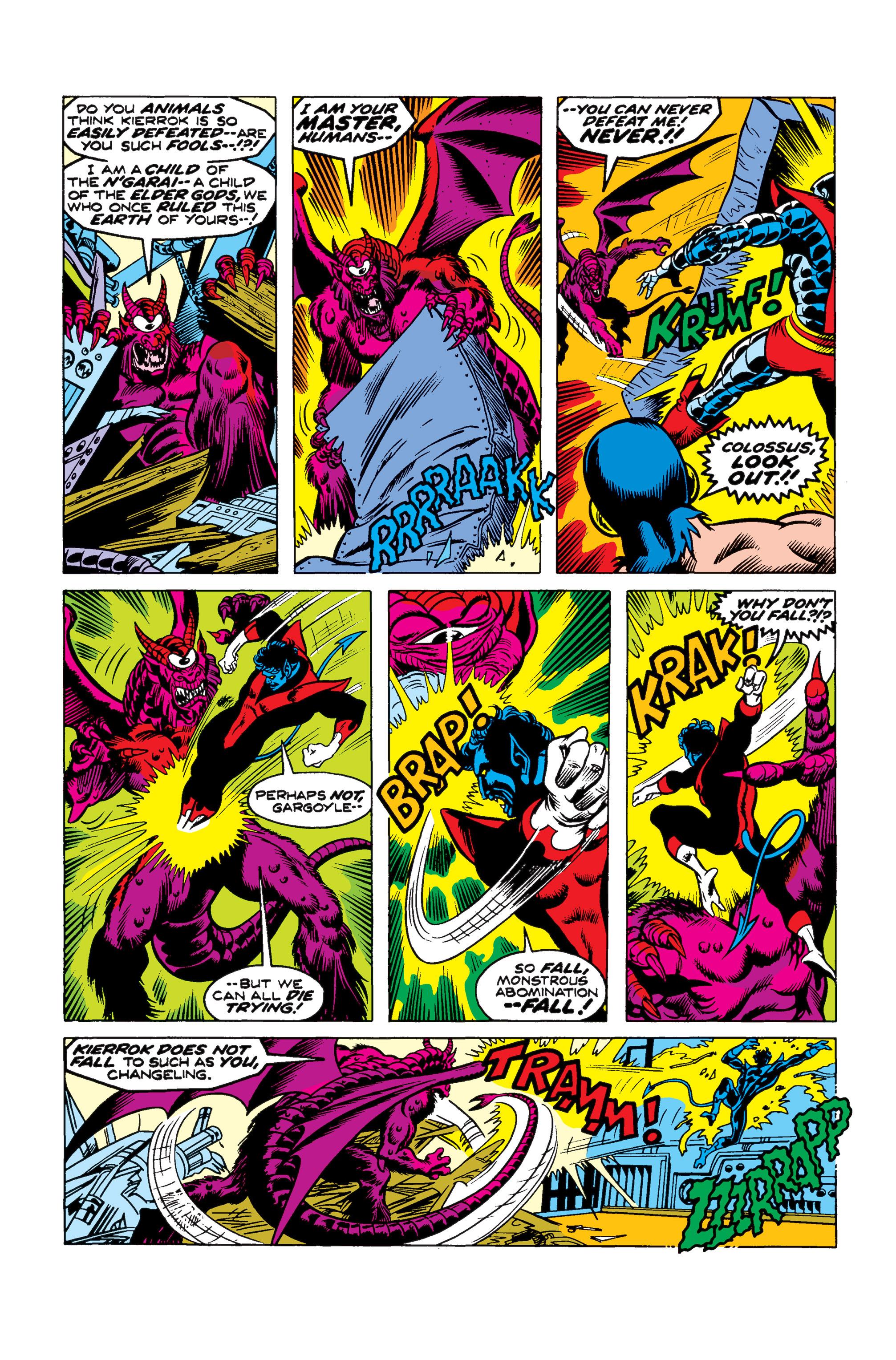 Uncanny X-Men (1963) 96 Page 12