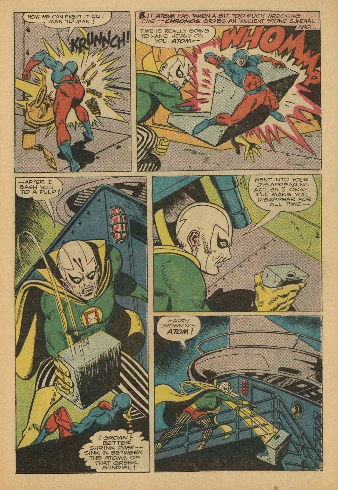 The Atom issue 28 - Page 17