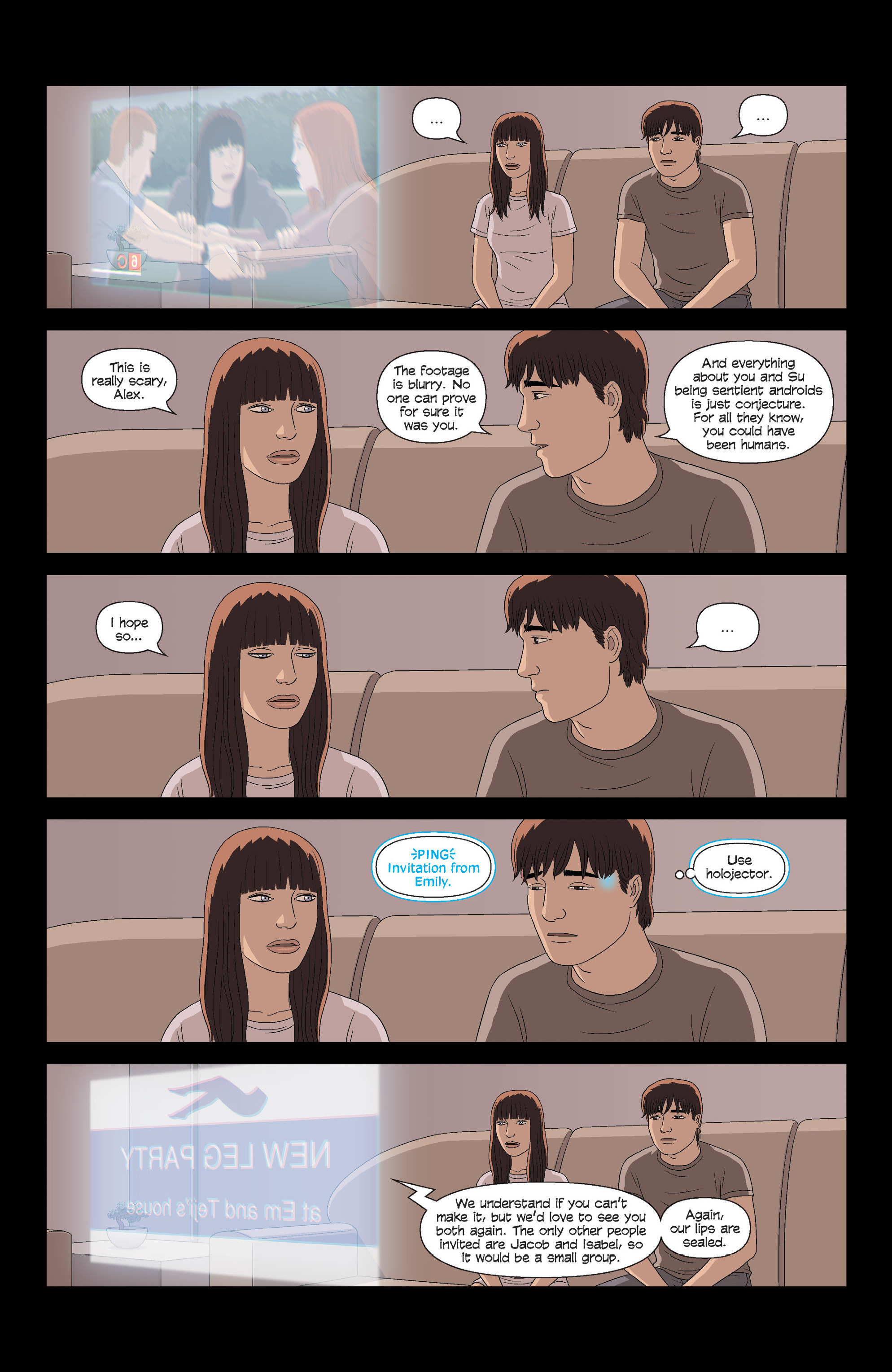 Read online Alex   Ada comic -  Issue # _TPB 3 - 16