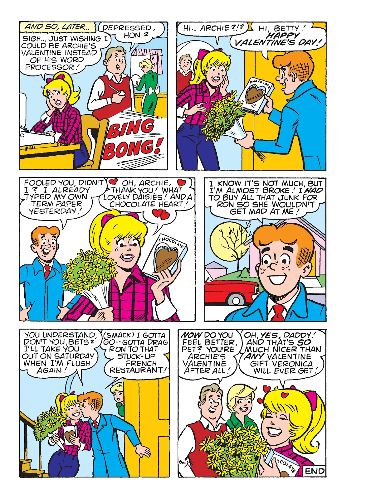 Betty and Veronica Double Digest issue 290 - Page 33