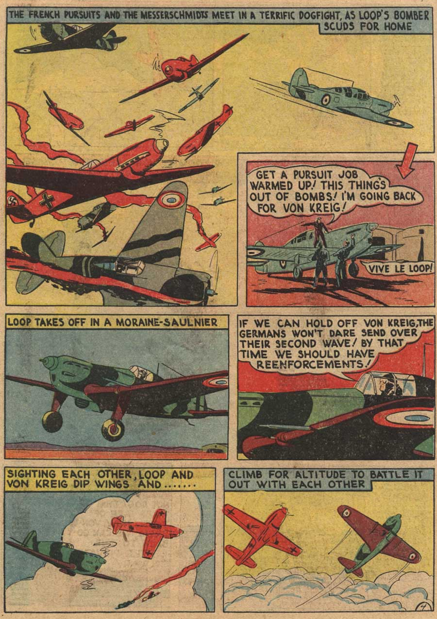 Blue Ribbon Comics (1939) issue 7 - Page 58