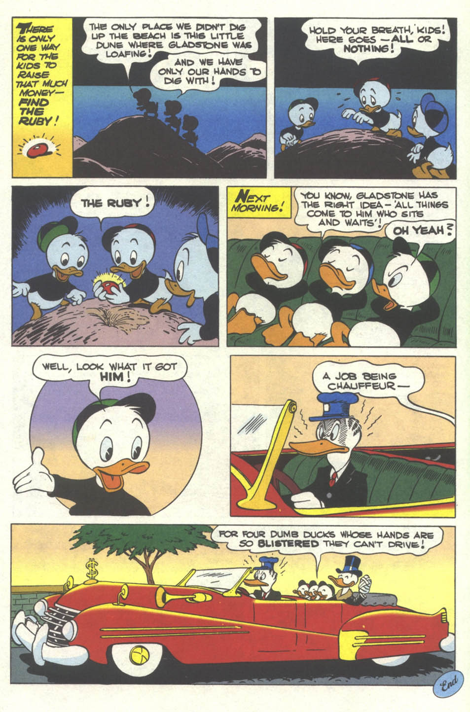 Walt Disney's Comics and Stories issue 576 - Page 11