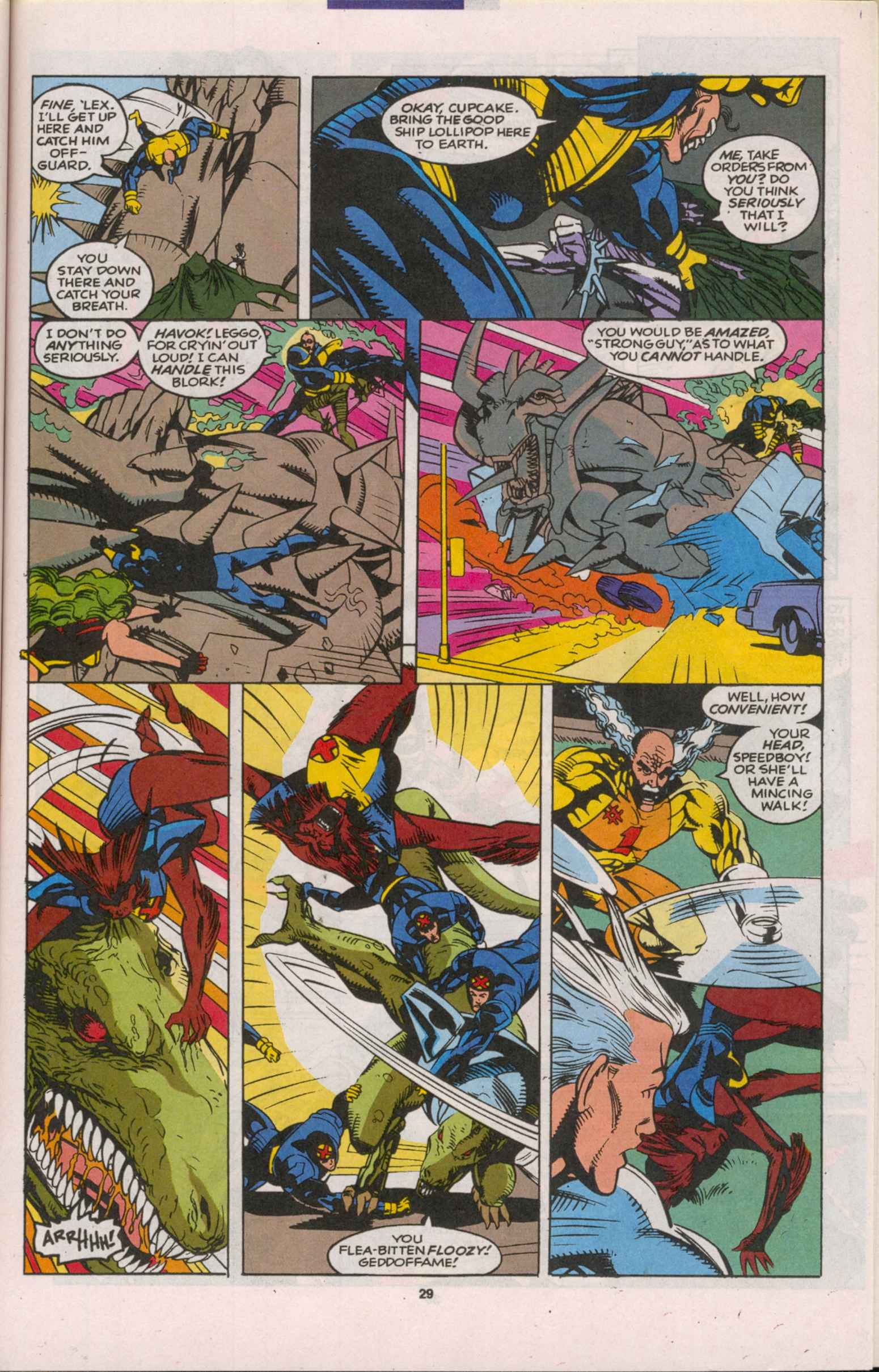 Read online X-Factor (1986) comic -  Issue # _ Annual 8 - 26