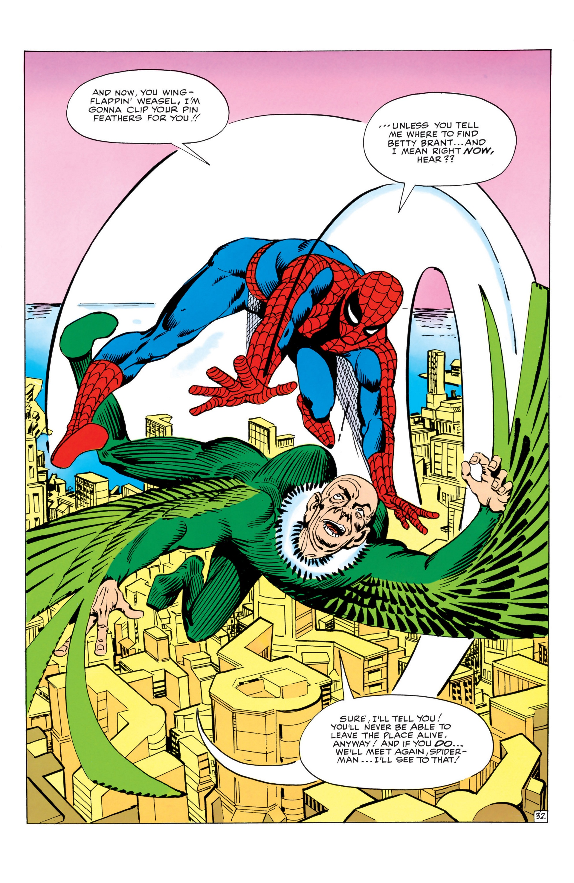 The Amazing Spider-Man (1963) _Annual_1 Page 32