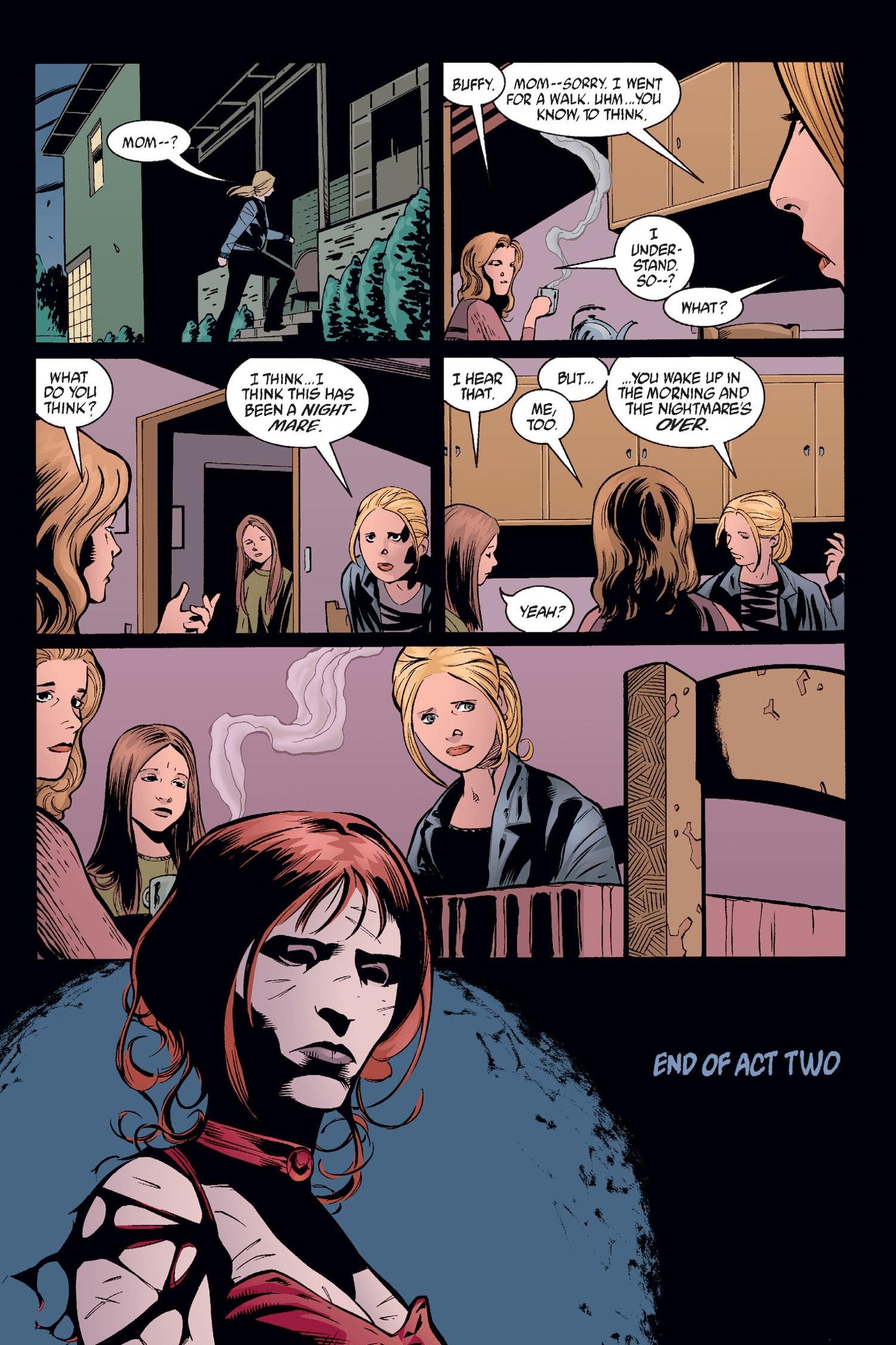 Read online Buffy the Vampire Slayer: Omnibus comic -  Issue # TPB 2 - 63