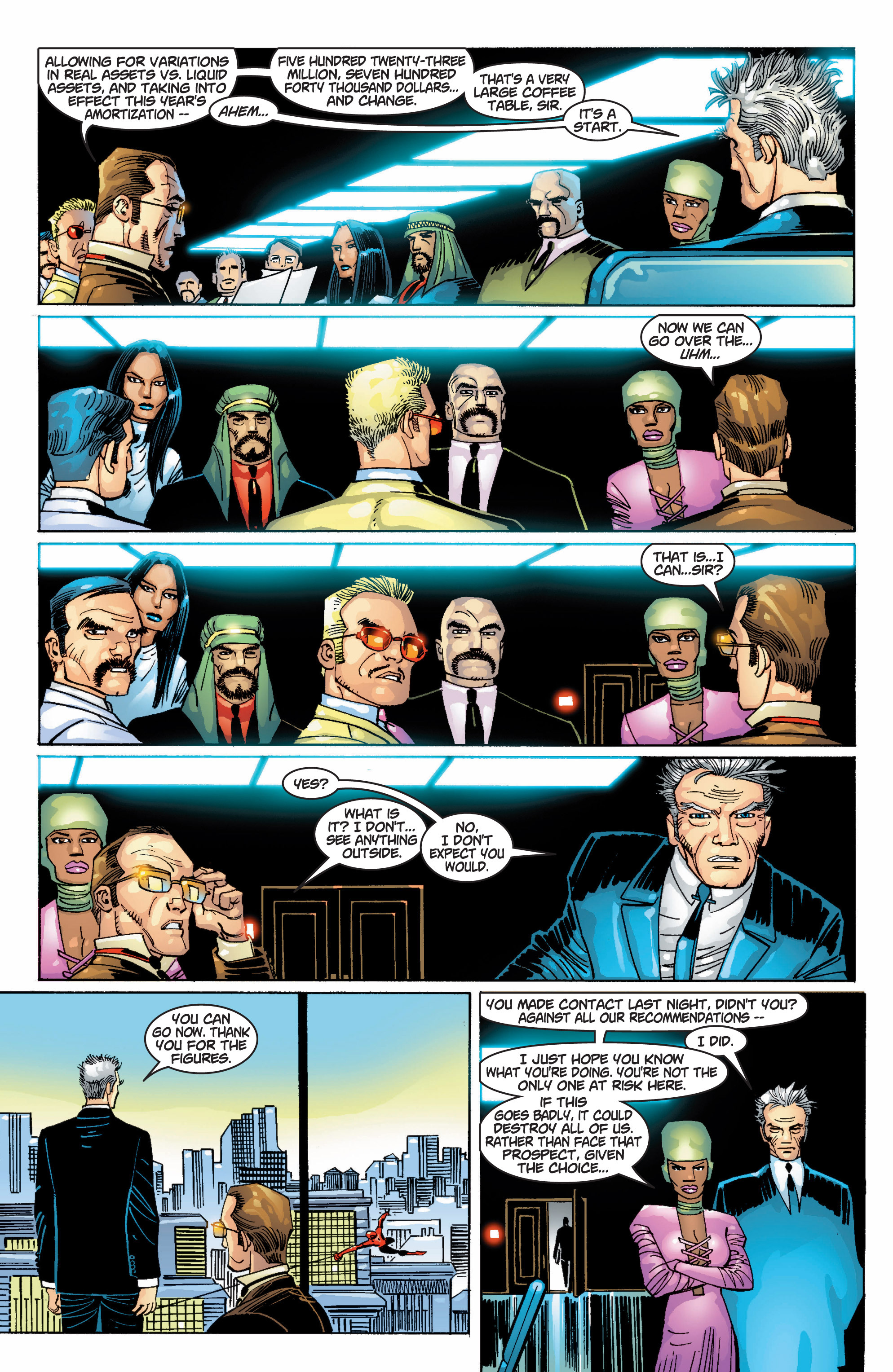 The Amazing Spider-Man (1999) 31 Page 6