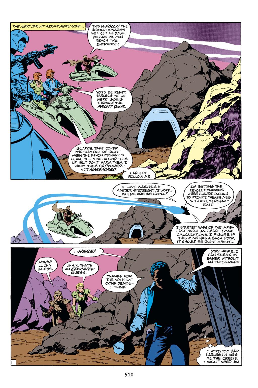 Read online Star Wars Omnibus comic -  Issue # Vol. 18.5 - 225