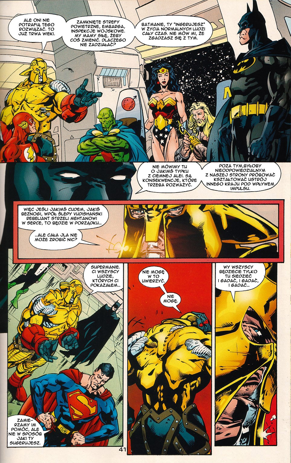 Read online JLA Superpower comic -  Issue # Full - 41