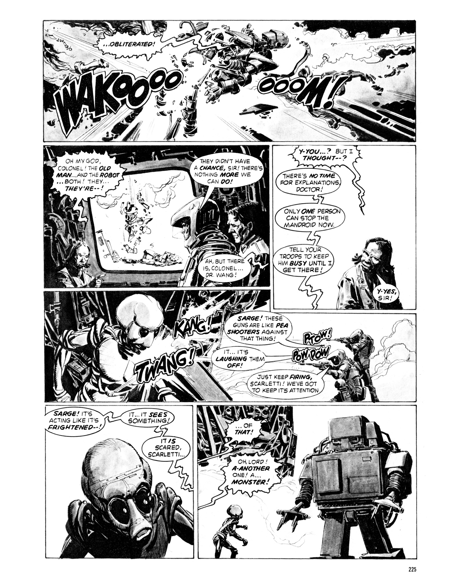 Read online Eerie Archives comic -  Issue # TPB 18 - 222