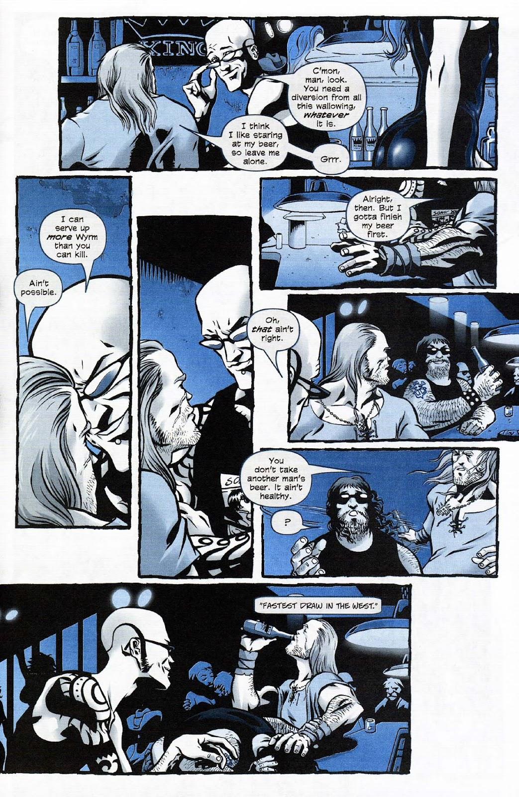 Read online Werewolf the Apocalypse comic -  Issue # Get of Fenris - 5