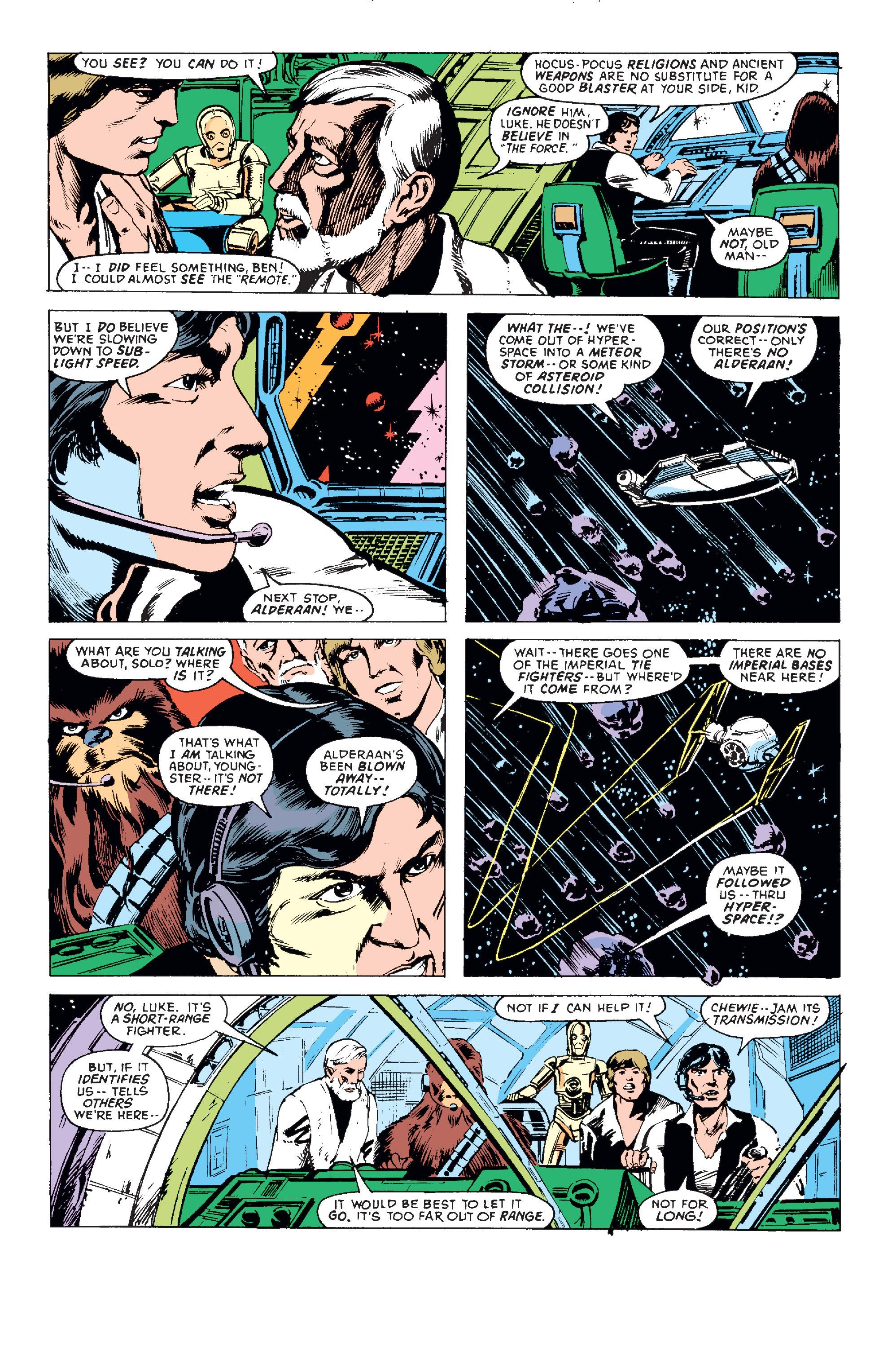 Read online Star Wars Omnibus comic -  Issue # Vol. 13 - 48