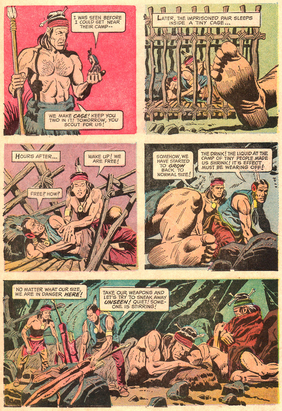 Read online Turok, Son of Stone comic -  Issue #67 - 31