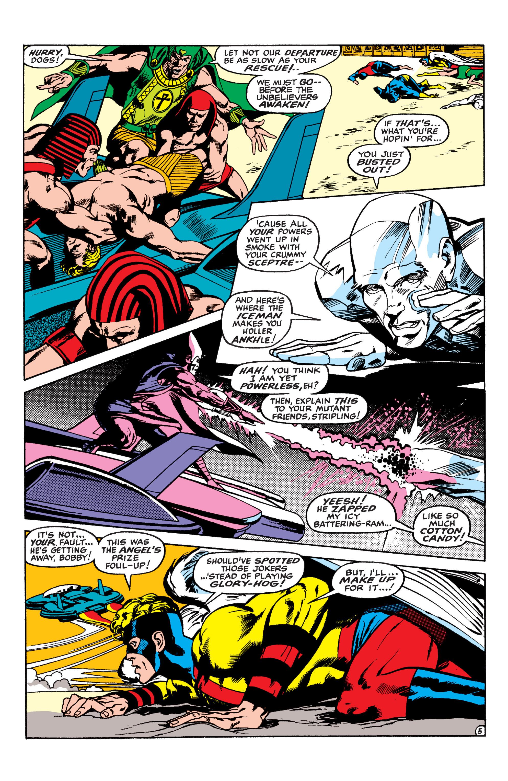 Uncanny X-Men (1963) 56 Page 5