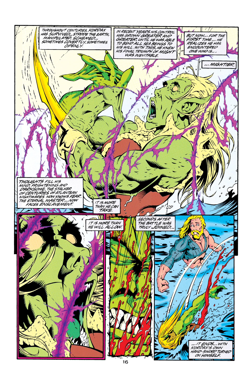 Read online Aquaman (1994) comic -  Issue #25 - 17