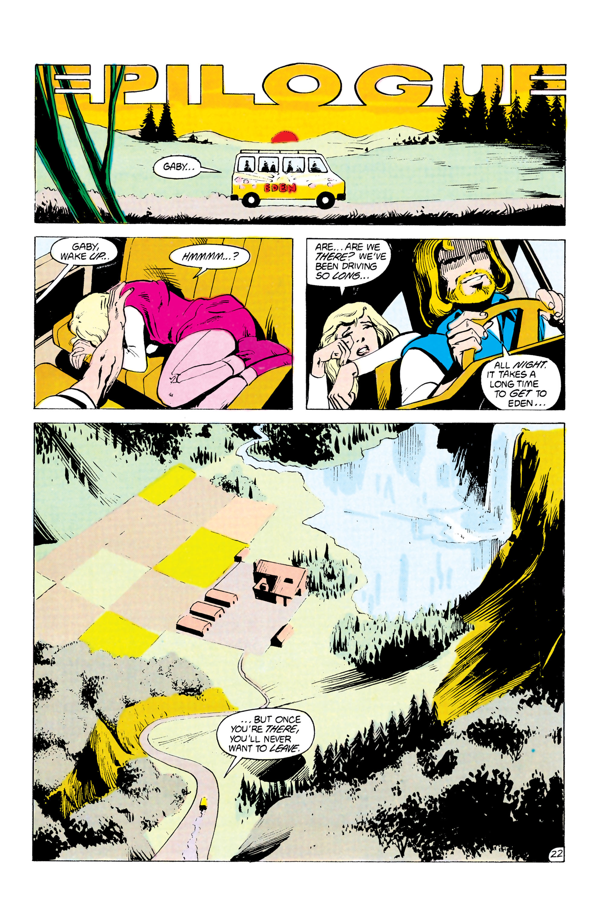 Batman and the Outsiders (1983) 24 Page 22