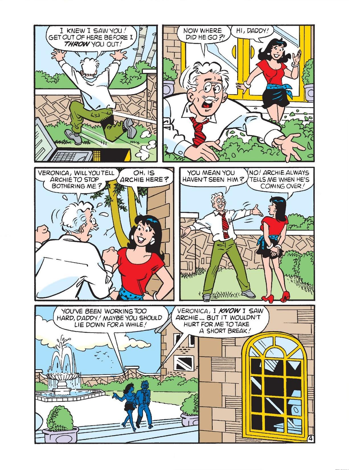Read online Archie 1000 Page Comics Bonanza comic -  Issue #3 (Part 2) - 70