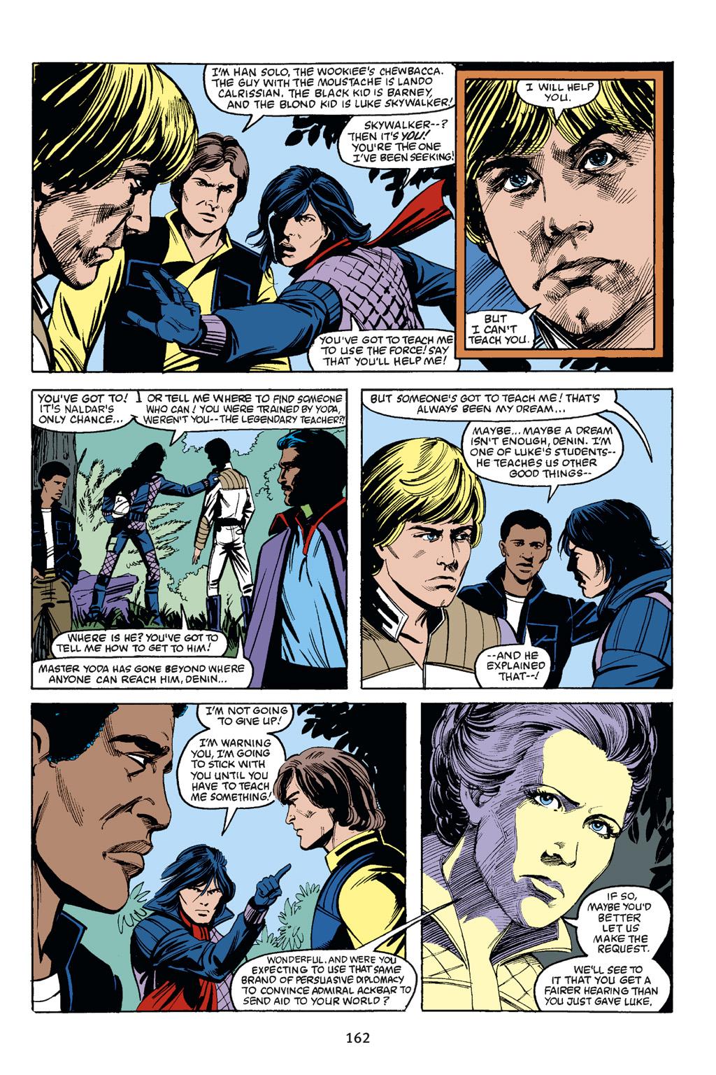 Read online Star Wars Omnibus comic -  Issue # Vol. 21 - 155