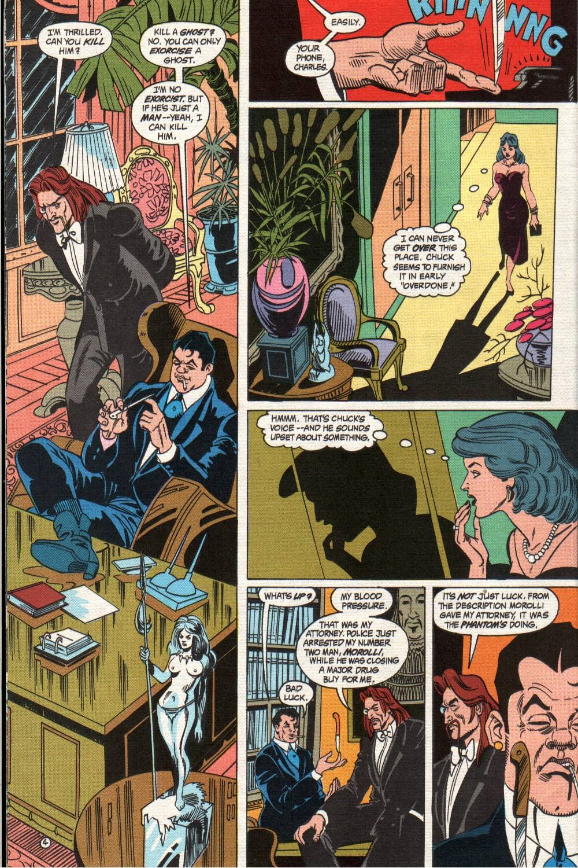Read online The Phantom (1988) comic -  Issue #4 - 5