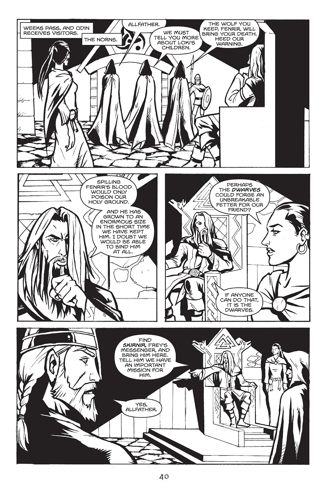 Read online Gods of Asgard comic -  Issue # TPB (Part 1) - 41