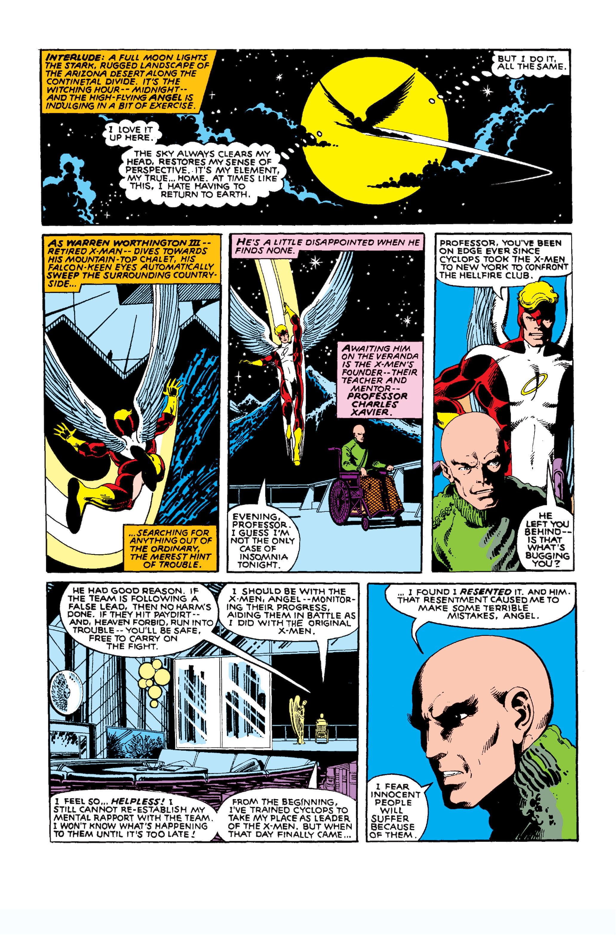 Read online Uncanny X-Men (1963) comic -  Issue #133 - 11
