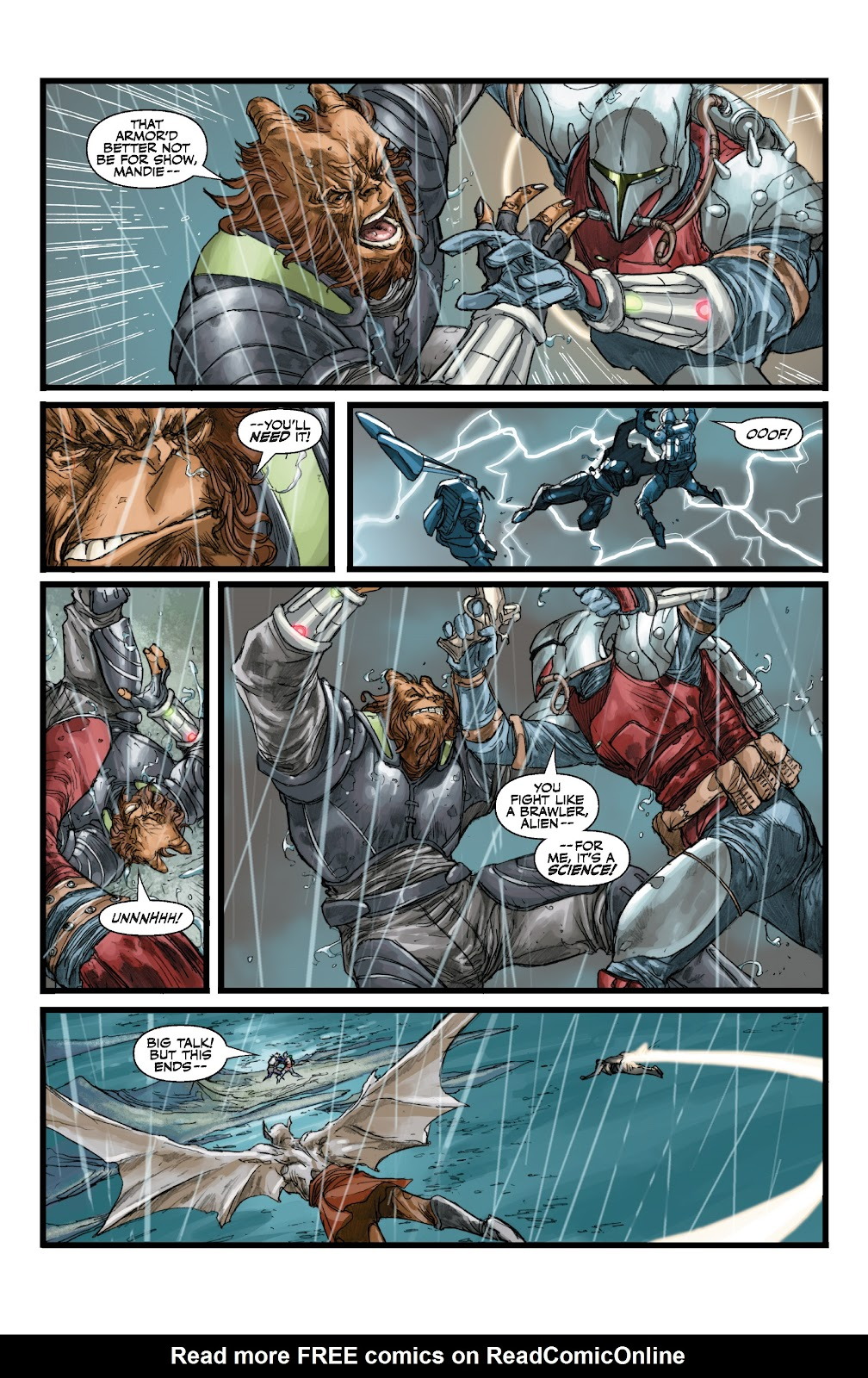 Read online Star Wars Legends: The Old Republic - Epic Collection comic -  Issue # TPB 3 (Part 1) - 59