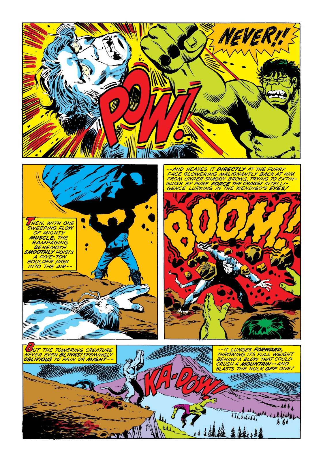 Read online Marvel Masterworks: The Incredible Hulk comic -  Issue # TPB 9 (Part 2) - 25