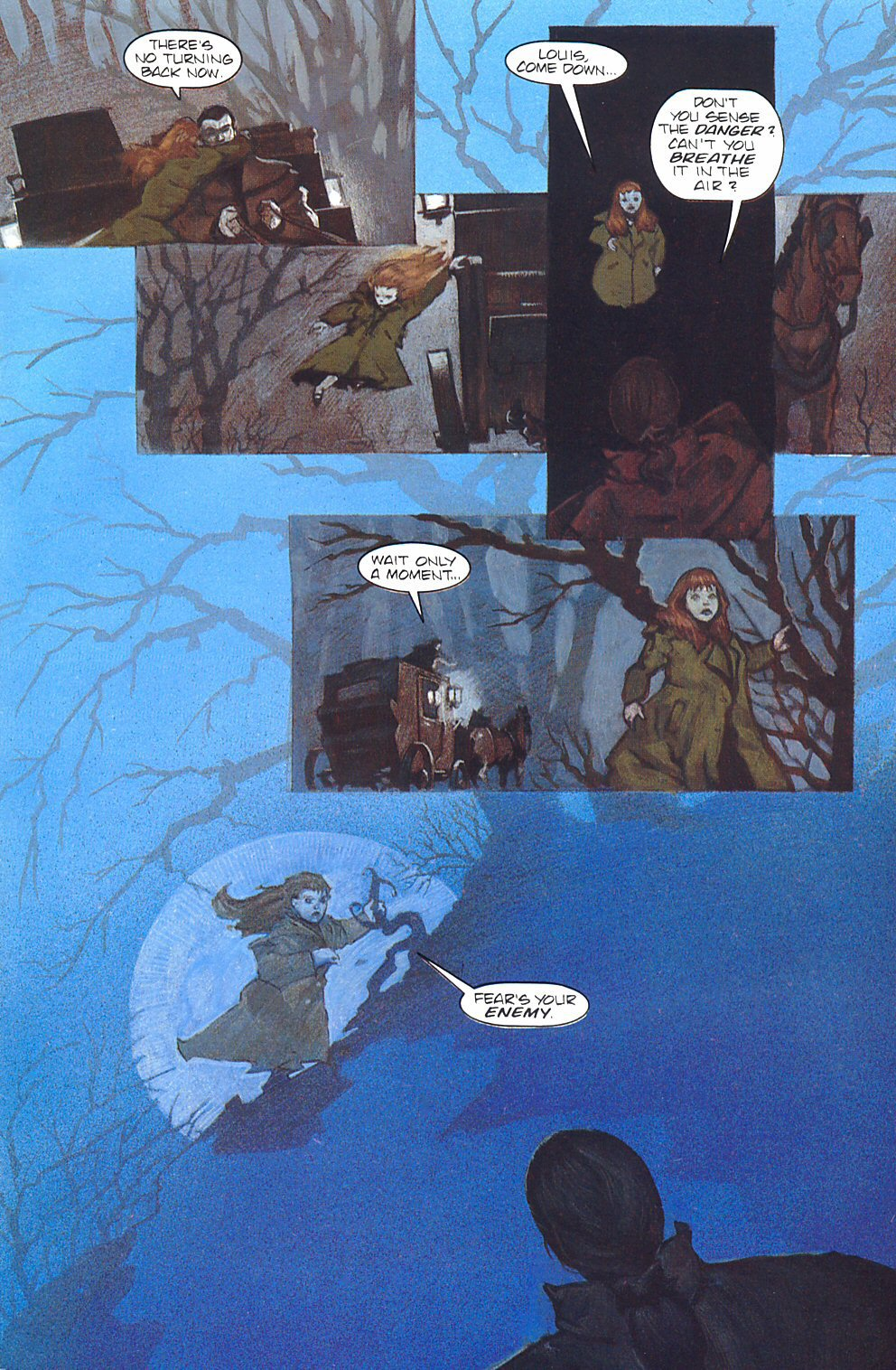 Read online Anne Rice's Interview with the Vampire comic -  Issue #7 - 7
