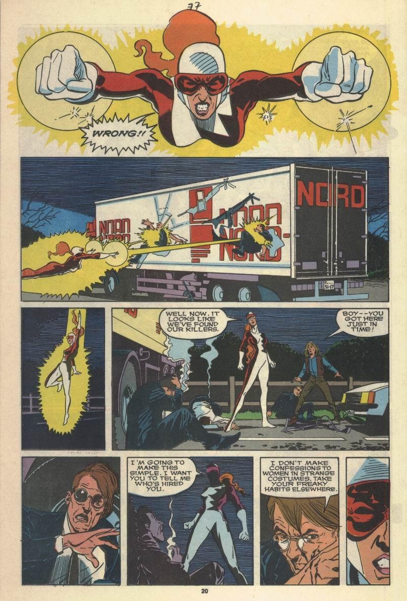 Read online Alpha Flight (1983) comic -  Issue #77 - 22