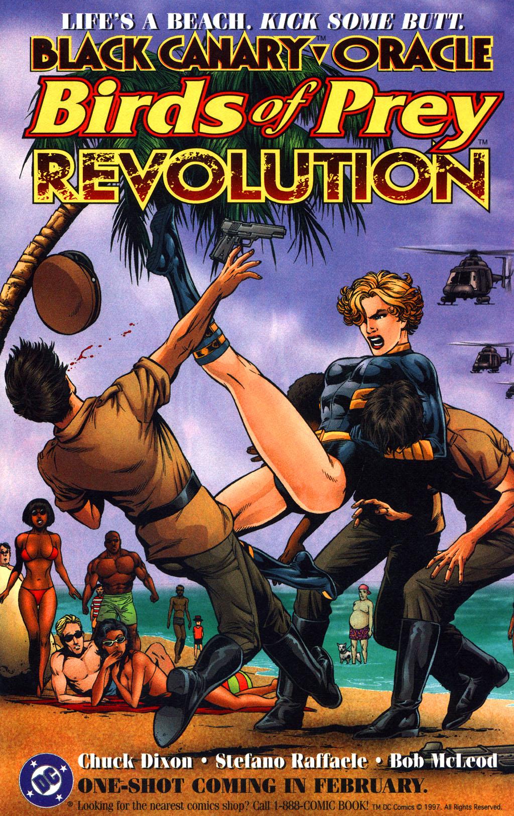 Read online Batman/Wildcat comic -  Issue #1 - 24