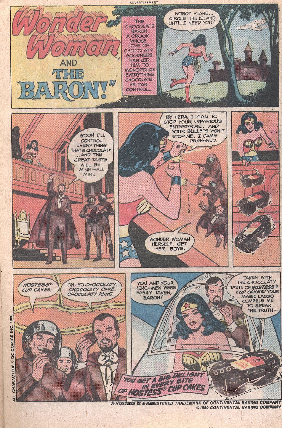 Read online Action Comics (1938) comic -  Issue #517 - 13